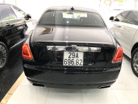 Rolls-Royce Ghost sản xuất năm 2011 Số tự động Động cơ Xăng