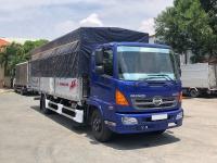 Xe tải Hino Fc 6.5 tấn, chỉ 150tr nhận xe