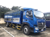 Bán xe Thaco Auman C160. E4, tải trọng 9 tấn 2020, Máy Cummins Mỹ