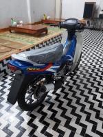 Bán xe Suzuki/sport Xipo 120 màu xanh. Xe mới đẹp
