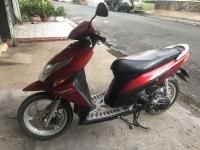 Bán Honda Click màu đỏ