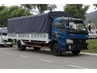Bán xe Veam VT650 thùng dài 6m1 tải trọng 6T5