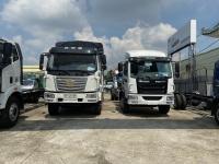 Xe tải faw 8 tấn thùng 8m2 đời 2020- faw 8 tấn thùng dài giá siêu rẻ bình dương