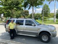 Ford Everest sản xuất năm 2004 Số tay (số sàn) Dầu diesel