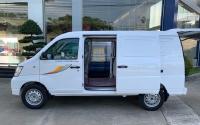 Xe bán tải Van Thaco Towner 2 chỗ ngồi ở Hải Phòng.