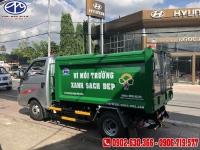Xe chở rác mini chuyên dụng trong thành phố giá rẻ