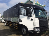 Xe tải FAW 8t thùng dài 8m, giá rẻ có khuyến mãi 10 Tr