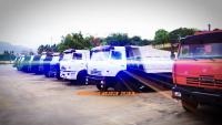 Xe ben Kamaz 13 tấn Nhập khẩu | Kamaz 55111 (6x4) 10m3