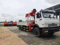 Xe Kamaz 53229 Gắn Cẩu KANGLIM 5 tấn