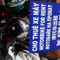 Cho thuê xe máy giá rẻ giao tận tơi