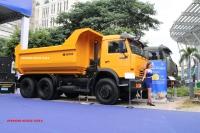 Xe ben Kamaz 15 tấn mới nhất 2020 | Mua bán xe ben 3 chân  Kamaz 65115 (6x4) 12m3
