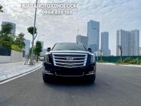 Cadillac Escalade ESV Platinum 2016 Màu Đen, siêu mới