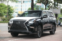 Giao ngay Lexus GX460 Sport  model 2021, xe nhập Mỹ