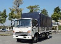 JAC Tải trung sản xuất năm 2020 Số tay (số sàn) Xe tải động cơ Dầu diesel