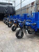 Cục máy xe ba gác 250cc  - xe ba  bánh Đức Hoàng  (Nam Định)