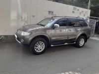 Mitsubishi Pajero sản xuất năm 2012 Số tay (số sàn) Dầu diesel