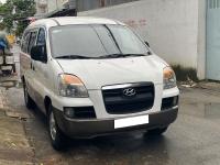 Hyundai Starex sản xuất năm 2004 Số tay (số sàn) Dầu diesel