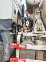 Giá xe trộn bê tông Howo 12m3