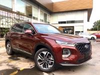 Hyundai Santa Fe sản xuất năm 2021 Số tự động Dầu diesel