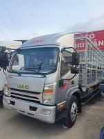 JAC Tải trung sản xuất năm 2021 Số tay (số sàn) Xe tải động cơ Dầu diesel