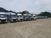 Chenglong sản xuất năm 2021 Số tay (số sàn) Xe tải động cơ Dầu diesel