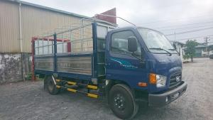 Bán xe tải hyundai bửng nâng thùng bạt 6.5T giao ngay
