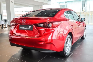 Mazda 3 Số tự động sản xuất năm 2019 Động cơ Xăng