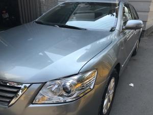 Bán xe Camry 2.4G đời 2011 số tự động màu xám bstp