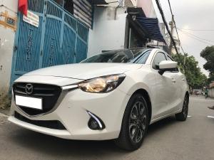 Lên sóng em Mazda 2 model 2017 đk 2018 số tự động