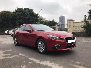 Cần bán xe Mazda3 2017 số tự động màu đỏ