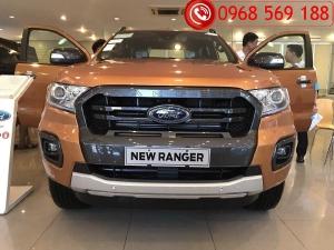 Cần bán lại xe Ford Ranger wildtrak Bi Turbo đời 2019, xe nhập, giá tốt tại Nam Định