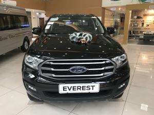 Cần bán xe Ford Everest Ambiante 2019 Màu Đen  trả góp giá tốt tại Xuân Mai Hòa Bình
