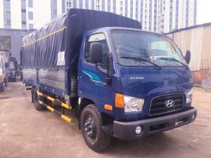 Xe tải thùng bạt hyundai 7 tấn thùng dài 5m - Trả Góp