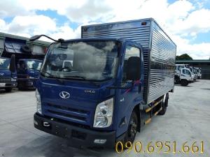 Bán xe tải Đô Thành IZ65 Hỗ trợ trả góp 90% trên toàn quốc