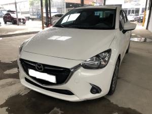 Bán Mazda 2 2018, màu trắng, đúng chất, giá TL, hổ trợ góp