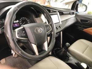 Bán Xe Toyota Innova 2018 số sàn màu xám xe zin 100% giữ rất kỹ