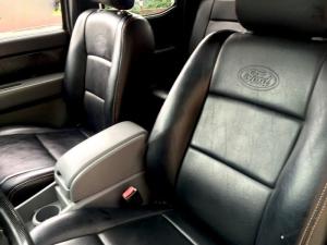 Bán xe Ford Ranger 2010 XLT số sàn hai cầu màu đỏ chính chủ
