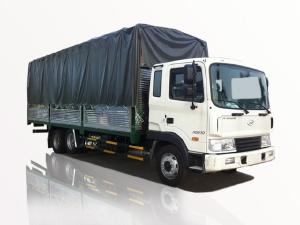 Hyundai HD210 sản xuất năm 2019 Số tay (số sàn) Xe tải động cơ Dầu diesel