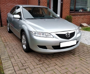 Mazda 6 sản xuất năm 2004 Số tay (số sàn) Động cơ Xăng