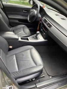 Bán BMW 320i màu vàng cát số tự động nhập 2007 lăn bánh 2008 biển Thủ Đô 1 đời chủ