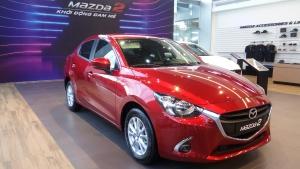 Mazda 2 Deluxe & Luxury 2019 Mới 100% CẦN GIAO NGAY