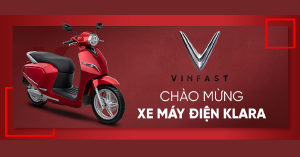 Xe máy điện Klara Vinfast A2 bản acquy