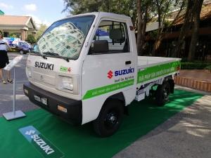 Suzuki Carry truck thùng lững 645kg