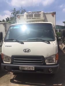 Hyundai HD72 sản xuất năm 2009 Số tay (số sàn) Xe tải động cơ Dầu diesel