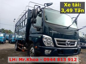 Xe tải 3,49 tấn Bình Dương - Thaco Ollin350 E4 - Hỗ trợ vay vốn 75%