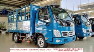 Xe Tải Thaco Ollin 345.E4 - Euro 4 - Mới Nhất - Hổ Trợ Trả Góp