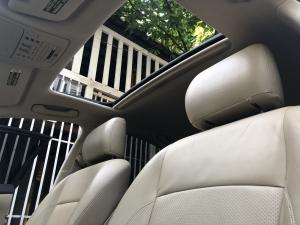 Gia đình đổi xe bán Lexus ES350 đen tuyền 2009 chính chủ