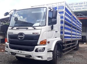 Xe tải Hino 8 tấn, giá xe Hino 8 tấn cũ & mới, xe Hino 8t, Hino 500 FG