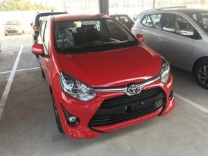 Giá Toyota Wigo 1.2G AT  Số Tự Động Lăn Bánh Tốt, Khuyến Mãi , Xe Có Sẳn, Đủ Màu, Giao Ngay