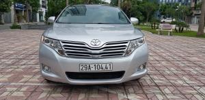 Bán Toyota Venza 2.7V màu bạc 2009